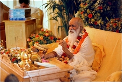 Maharishi, unknown date
